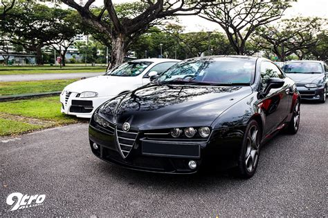 Alfa Romeo Owners Of Singapore  Year End Photoshoot