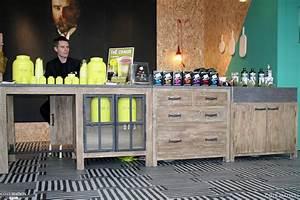 Meuble Bar Maison Du Monde : meuble de cuisine maison du monde gallery of meubles de ~ Nature-et-papiers.com Idées de Décoration
