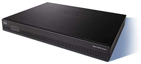 Cisco 4321 Integrated Services Router - Cisco
