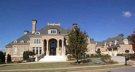 14,000  Square Foot Duluth, GA Mansion Re Listed   Homes