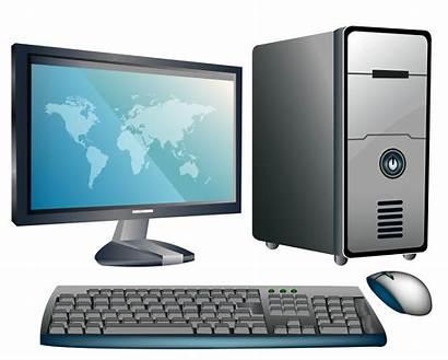Computer Clipart Desktop Parts Clipartpng