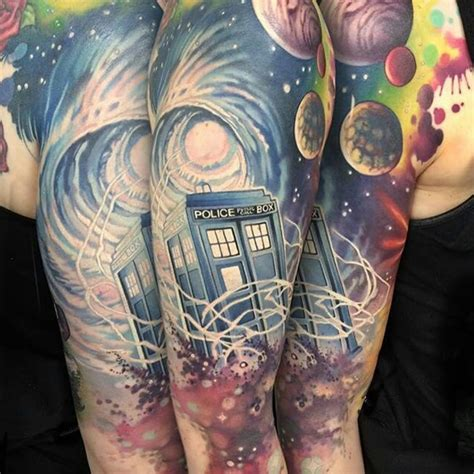 Doctor Who Tattoo  Wwwimgkidcom  The Image Kid Has It