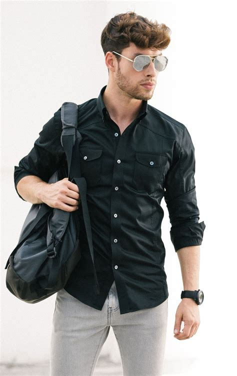 Menu0026#39;s Outfit Guide The fundamentals of great casual outfits   Batch