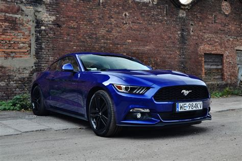 Mustang 2 3 Ecoboost by Ford Mustang Fastback 2 3 Ecoboost Gwiazda W Nowej Roli