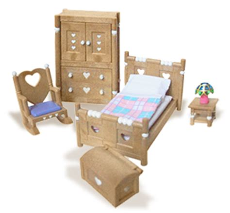 calico critters bedroom calico critters country bedroom furniture set