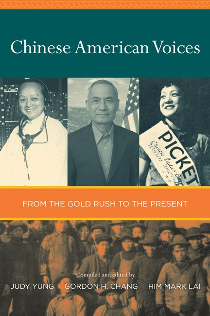 american voices edited by judy yung gordon