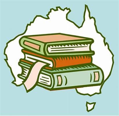 History Clipart Books Clip Australian Wikimedia Australia3