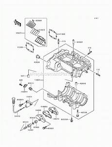 Kawasaki 750 Jet Ski Engine Diagram