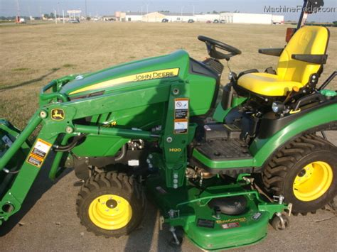 Deere 1025r Mower Deck Leveling by Deere 1025r Tractors Utility 40 100hp