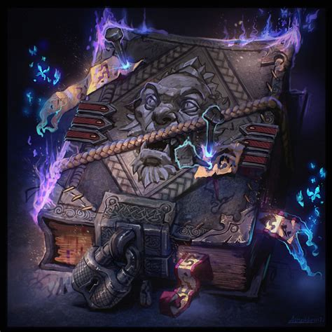 magic book by armandeo64 on deviantart