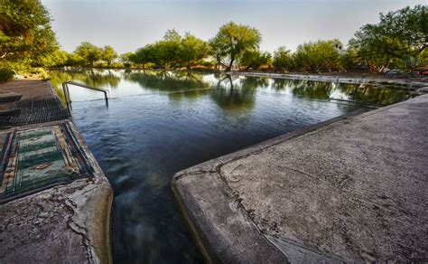 indian hot springs in eden arizona arizona wall