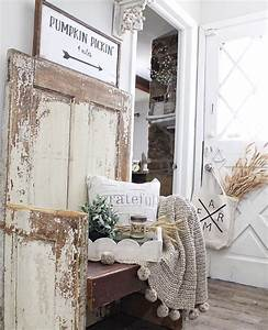 20, Farmhouse, Fall, Decor, Ideas, That, Look, So, Warm, And, Welcoming