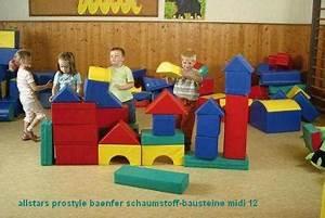 Schaumstoff Bausteine Kinderzimmer : b nfer bausteinsatz 12 tlg softbausteine mini bausteine gro bausteine schaumstoff kaufen bei ~ Watch28wear.com Haus und Dekorationen