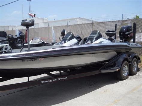 Ranger Boats Houston Tx by 2014 Used Ranger Z522 Bass Boat For Sale 56 995