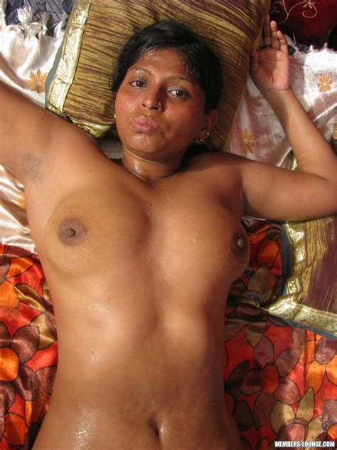 Plump Indian chick with flabby tits and ass blows hard ...