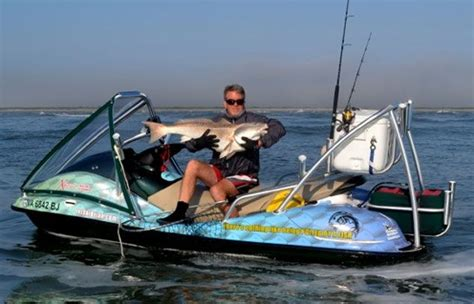 Boat Transport Mn by How To Your Pwc For Fishing For Those Interested