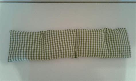 cuscino lungo cuscino lungo 55x15 per la colonna vertebrale di ciliegia