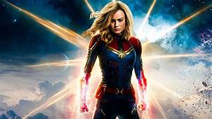Captain, Marvel, The, Female, Superhero, We, Deserve