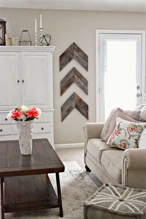 recycled wooden pallet wall art ideas  realize
