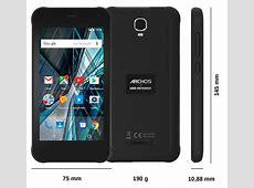 ARCHOS Sense 47X, Smartphones Description