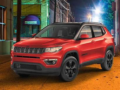 Jeep Eagle Night Compass Edition India Special