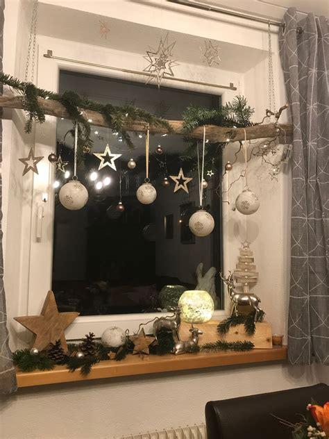 Weihnachtsdeko Fenster Selbstgemacht by Weihnachtsdeco Inspiracje Fensterdeko Weihnachten
