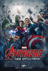 Official Avengers Age of Ultron Movie Posters Revealed ...
