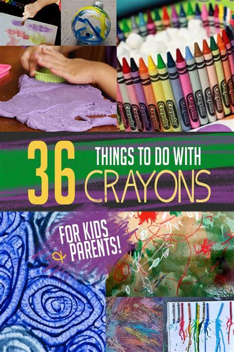 crayons  kids parents hoawg