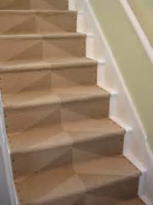 Install Carpet Runner by How To Carpet Stairs Casual Cottage