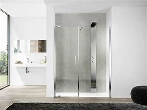 Niche De Douche : cabine de douche en niche en verre slim 01 by ideagroup ~ Premium-room.com Idées de Décoration