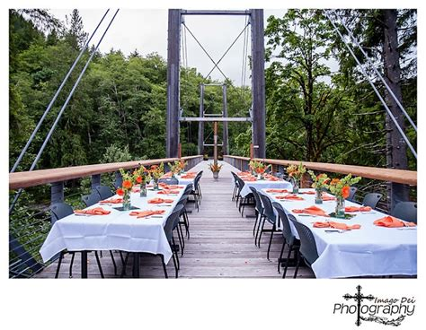 Tillamook Oregon Forest Center Wedding Venue Tillamook