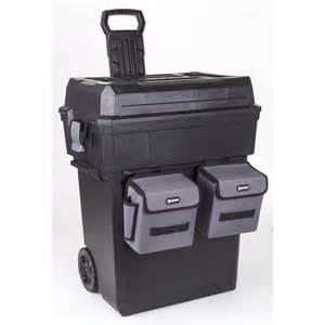 kobalt rolling tool cabinet box lockable portable toolbox chest storage cart new ebay