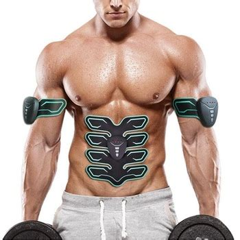 Cheap Price Ems Abdominal Muscle Stimulator Abs Trainer