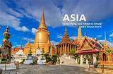 Asian travel and tours