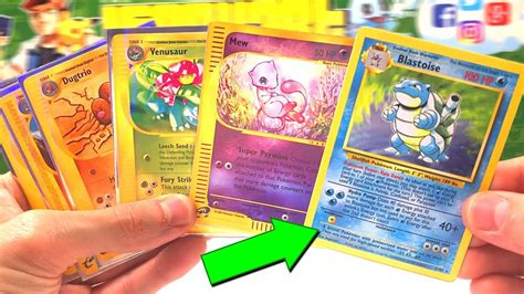 Feb 08, 2019 · the pokémon trading card game card dex, available at no cost, lets you browse all cards released since the launch of the pokémon tcg: FANS SENT ME RARE VINTAGE POKEMON CARDS!!! - YouTube