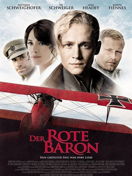 red baron t