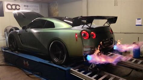 tanner fox gtr tanner fox dyno teaser fire ball 2017 nissan gtr youtube