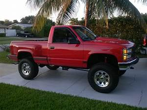 1990 Chevy 4x4 Truck Stepside Lifted