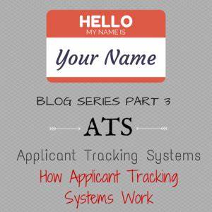 how applicant tracking systems work With how do applicant tracking systems work