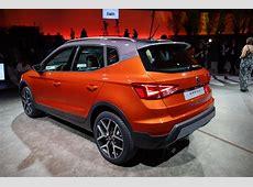 Seat Arona avis et impressions sur le nouveau SUV urbain