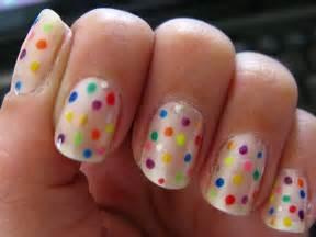 Nail designs for very short nails : Short nails designs