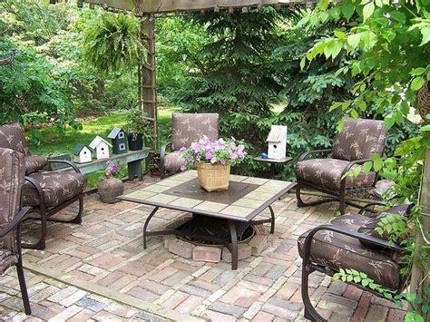 small patio ideas gardening landscaping