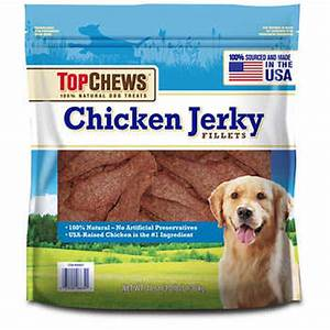 top chews chicken jerky fillets recipe 100 natural dog treats With costco dog pharmacy