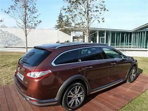 Peugeot 508 Rxh Hybrid4 : peugeot 508 rxh hybrid4 picture 66836 ~ Medecine-chirurgie-esthetiques.com Avis de Voitures