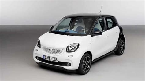 2015 Mercedes Benz Smart Forfour Exterior And Interior