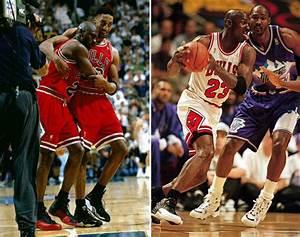 Michael Jordan Makes Key Pass To Steve Kerr In 1997 Finals ...