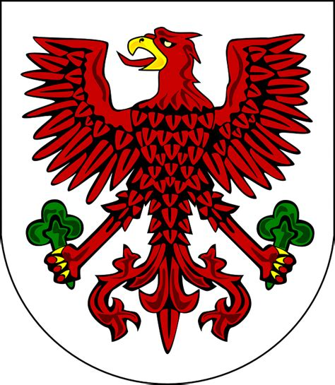 vector graphic coat  arms crest eagle emblem
