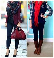 Outfits with Skinny Jeans Dark