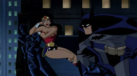 Kiss Anime Justice League Why Batman And Wonder Woman Are The Perfect Dc Power Couple