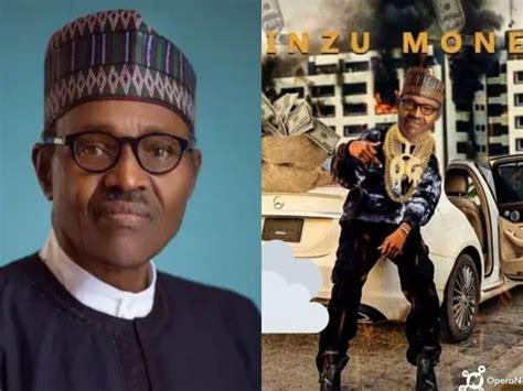 """Последние твиты от aisha m. Nigerians gave Buhari the name""""Sinzu """" on Twitter asking him to cash out for them or do giveaway ..."""